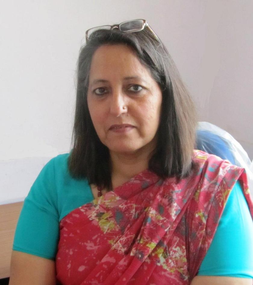 Prof Upreet Dhaliwal 2013